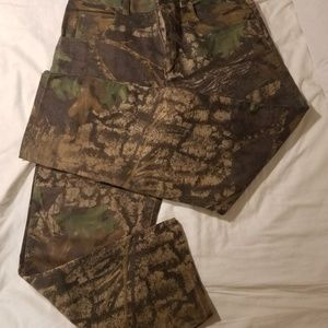 Wrangler camouflage jeans 32 by 30